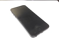 iPhone 5 64GB, Black, MD662J, Japan, Softbank