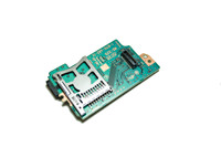 Sony PSP 1001 WiFi/Headphone/Memory stick Board MS-329