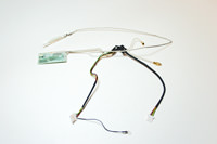 "Powerbook G4 17"" Inverter Cable and Wireless Antenna Board"