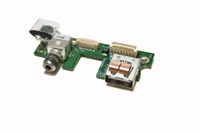 "Aluminum G4 17""  DC-IN Board USB Replacement"