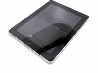 Apple iPad 1st Gen MB292LL/A Tablet (16GB, Wifi), Bad LCD