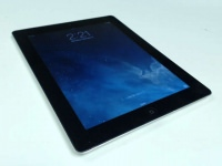 Apple iPad 2 MC773LL/A Tablet (16GB, Wifi + International 3G, Black)