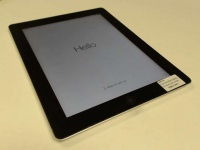Apple iPad 2 MC775LL/A Tablet (64GB, Wifi + Unlocked 3G, Black), Bad Back Case