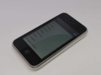 Apple iPhone 3GS 16GB (White), MC132B/A, Unknown Carrier, Bad Power Button