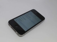 Apple iPhone 4S 16GB (Black) - Sprint, Bad ESN, Damaged LCD
