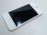 Apple iPhone 4S 16GB, White, MD378LL/A, Sprint, Bad ESN