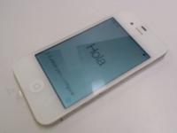 Apple iPhone 4 8GB, MD440LL/A, White, Verizon