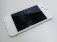 Apple iPhone 4 8GB, MD440LL/A, White, Verizon, Bad ESN