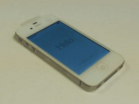 Apple iPhone 4 32GB (White) - Japan, Softbank