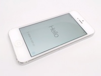 Apple iPhone 5 16GB, White, MD657LL/A, Sprint, Bad ESN
