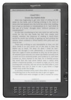 "Amazon Kindle DX, Free 3G, 9.7"" E Ink Display, 3G Works Globally"