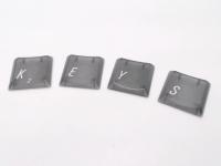 Powerbook Keys G4 Titanium - Individual Key Keycap