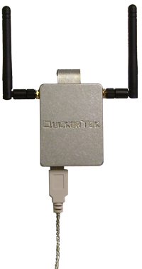 QuickerTek Dualy USB Transceiver
