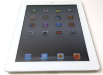 Apple iPad 2 Tablet (64GB, Wifi + Verizon 3G, White)  BAD ESN