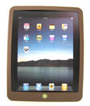 iPad Silicon Case Protector - Brown