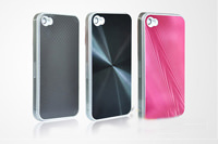 iPhone 4 Metallic Case