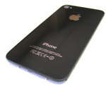 iPhone 4 Back Glass Cover Replacement - Black