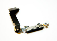 iPhone 4 Dock Connector with Mic - Black