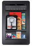 "Amazon Kindle Fire Color 7"" Multi-Touch Display - CAN NOT REGISTER"