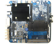 1.66GHz Core Duo Logic Board for Intel Mac Mini