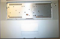Top Case Trackpad Assembly for MacBook Pro 17""