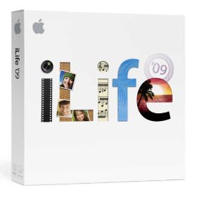 iLife &#039;09 OEM Drop IN DVD
