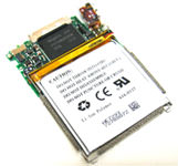 iPod Nano 3rd Gen Logic Board with Battery