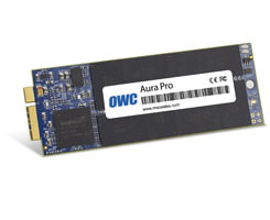480GB OWC Aura Pro 6G SSD for MacBook Pro Retina