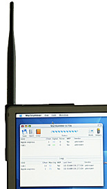 Quickertek High Gain 7dbi Whip Antenna for PowerBooks