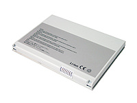 "Aluminum G4 17"" Li-Ion Rechargeable Battery"