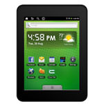Cruz T301 7-Inch Android 2.0 Tablet (Black)