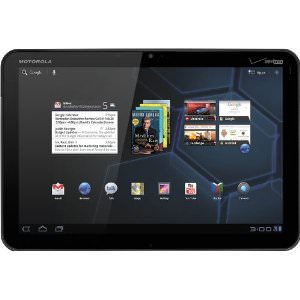 "Motorola Xoom 32GB WiFi Android 3.0 10.1"" Verizon Tablet BAD ESN"
