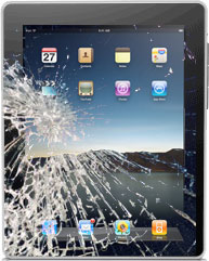 Broken iPad Repair