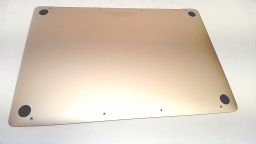 "MacBook 12"" Retina Bottom Case w/ Battery, Gold, Early 2016"