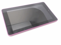 Amazon Fire 5th Gen LCD and Front Glass Assembly, Magenta