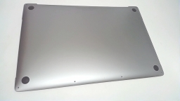 "MacBook Pro 15"" w/ Touch Bar Bottom Case, Space Gray, Mid 2017"