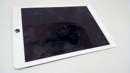 "iPad Pro 9.7"" Front Glass Digitizer LCD Assembly, White"