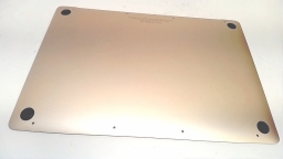 "MacBook 12"" Retina Bottom Case w/ Battery, Gold, Mid 2017"
