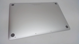 "MacBook 12"" Retina Bottom Case w/ Battery, Silver, Mid 2017"