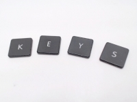 Macbook Unibody Keycaps - Individual Keys for A1278, A1286 & A1297