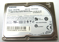 120GB Macbook Air Hard Drive Replacement