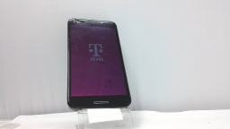 Alcatel Revvl 5049W T-Mobile Black, Clean ESN - Cracked Glass