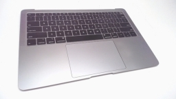 "MacBook Air 13"" Top Case w/ Keyboard, Space Gray, Late 2018/Mid 2019"