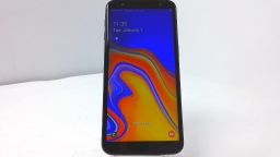 Samsung Galaxy J6+ SM-J610G, Unknown Carrier, Storm Grey, PARTS ONLY