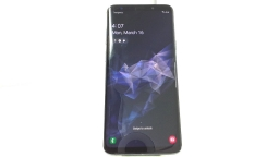 Samsung Galaxy S9+ SM-G9650, Unknown Carrier, Silver, PARTS ONLY