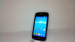 Samsung Galaxy Core (GT-i8260), Unknown Carrier, Blue, , PARTS ONLY