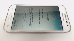 Samsung Galaxy Core Prime SM-G360M White - Carrier: Personal Wireless
