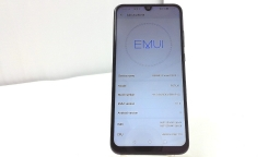 Huawei P Smart 2019 POT-LX1, Unlocked, Black, PARTS ONLY