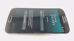 Samsung Galaxy S4 SM-S975L Black Tracfone, PARTS ONLY