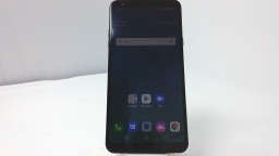 LG Stylo 4 LM-Q710AL, Sprint, Black, Cracked Glass, PARTS ONLY